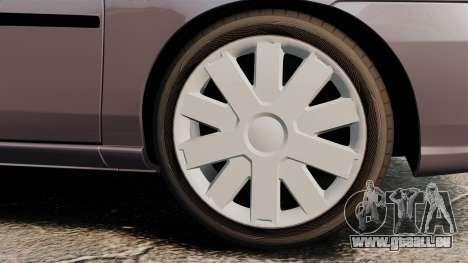 Suzuki Liana GLX 2002 pour GTA 4 est un droit