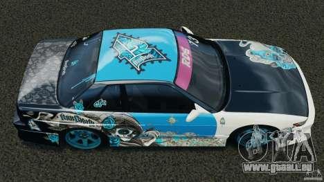 Nissan Silvia S13 Non-Grata [Final] pour GTA 4 est un droit
