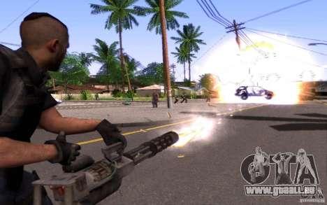 4 Un Mctavish (Brésil) pour GTA San Andreas quatrième écran