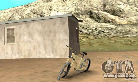 Specialized P.3 Mountain Bike v 0.8 pour GTA San Andreas