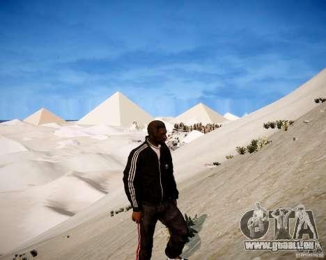 Black Niko pour GTA 4 cinquième écran