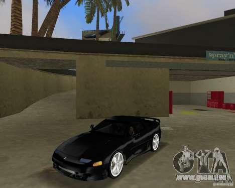 Mitsubishi 3000 GT 1993 pour GTA Vice City vue arrière