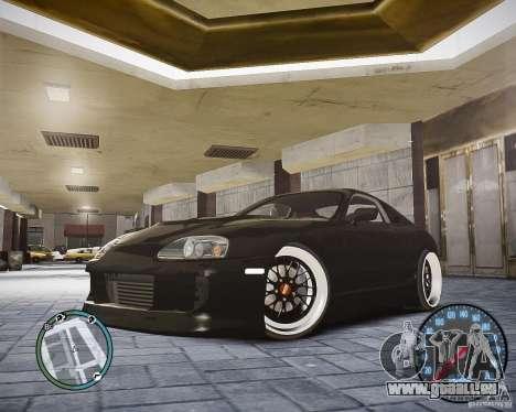 TOYOTA JZA80 SUPRA für GTA 4