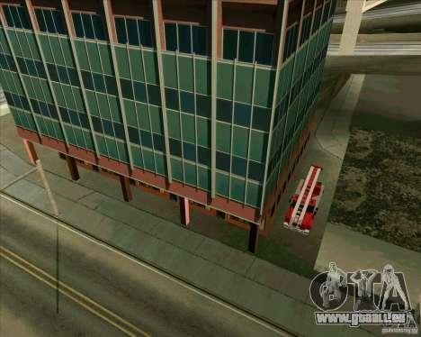 Véhicules stationnés v2.0 pour GTA San Andreas quatrième écran