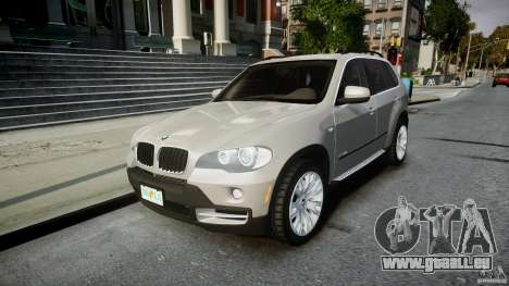 BMW X5 Experience Version 2009 Wheels 223M pour GTA 4