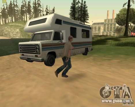 Partei auf die Natur für GTA San Andreas zehnten Screenshot