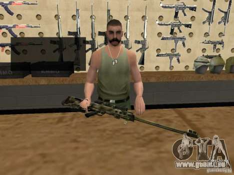 M95 Barrett Sniper pour GTA San Andreas
