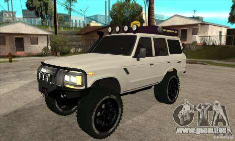 Toyota Land Cruiser 70 1993 Off Road Samurai für GTA San Andreas