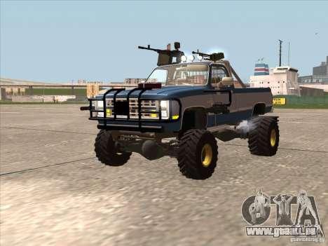 Chevrolet Hunter pour GTA San Andreas
