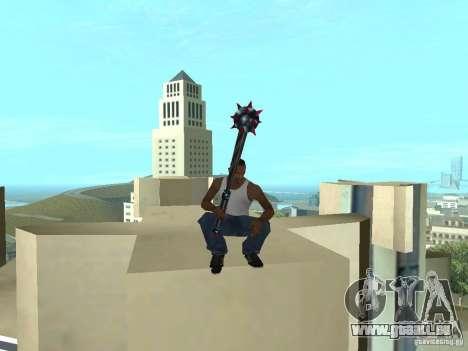 Weapons Pack pour GTA San Andreas troisième écran