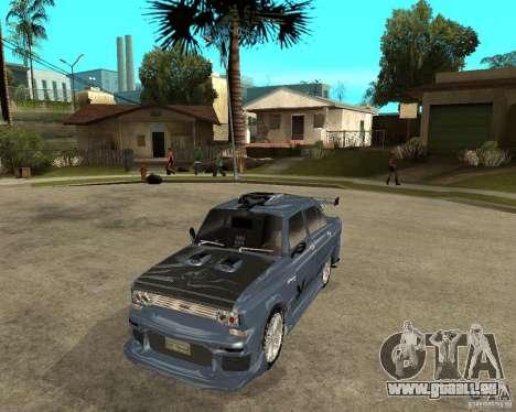 AZLK 2140 SX-Tuned pour GTA San Andreas