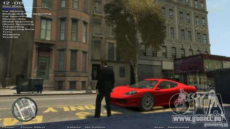 Formateur simple Version 6.3 pour 1.0.6.0, 1.0.7 pour GTA 4