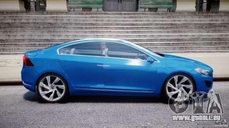 Volvo S60 Concept für GTA 4 Innenansicht