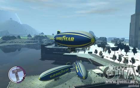Dirigeable pour GTA 4