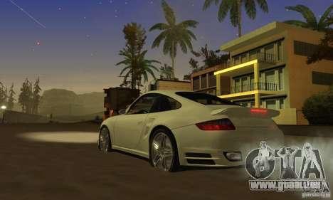 Color Correction pour GTA San Andreas sixième écran