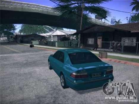 Mazda 626 GF 1999 für GTA San Andreas rechten Ansicht