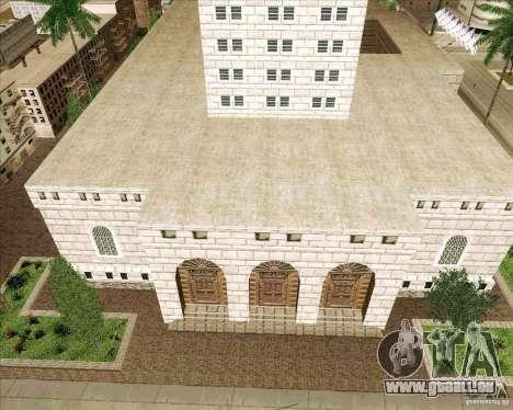 Los Santos City Hall pour GTA San Andreas deuxième écran