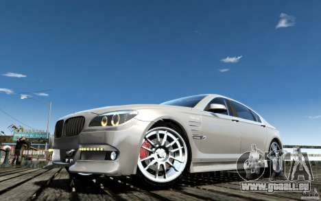 Menü- und Boot-Bildschirme BMW HAMANN in GTA 4 für GTA San Andreas neunten Screenshot
