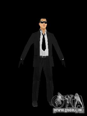 Skinpak Yakuza für GTA San Andreas