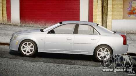 Cadillac CTS-V für GTA 4 Innenansicht