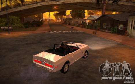 ENBSeries v1.0 par GAZelist pour GTA San Andreas quatrième écran