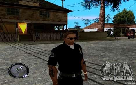 Neue CJ für GTA San Andreas zweiten Screenshot