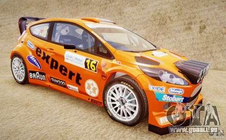Ford Fiesta RS WRC für GTA 4