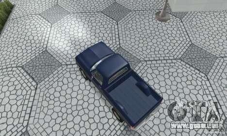 Dodge Prospector 1984 für GTA San Andreas zurück linke Ansicht