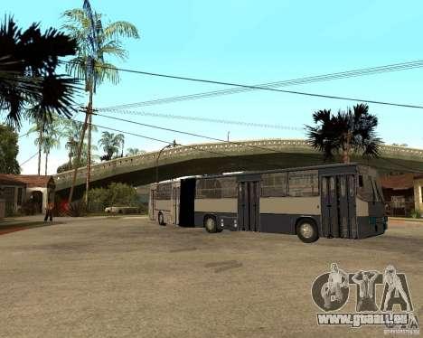 IKARUS 280 pour GTA San Andreas laissé vue