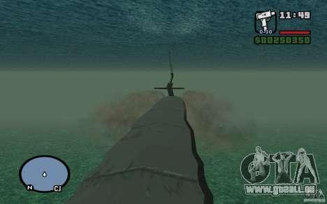 U-Boot für GTA San Andreas her Screenshot