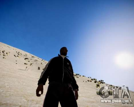 Black Niko pour GTA 4 secondes d'écran