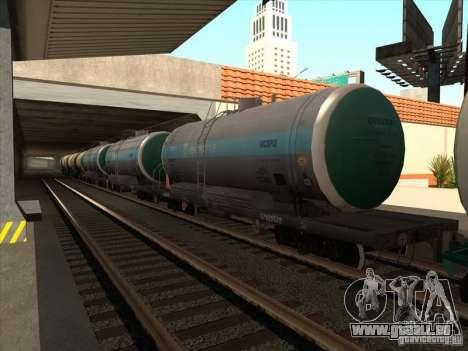 Tank # 57929572 für GTA San Andreas