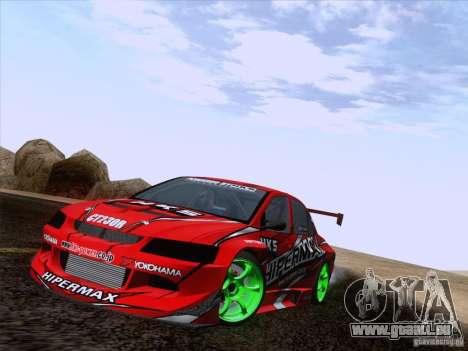 Downhill Drift pour GTA San Andreas huitième écran