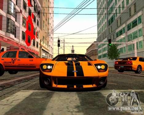 Real World ENBSeries v2.0 für GTA San Andreas