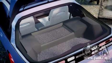 Nissan 300 ZX 1994 v1.0 für GTA 4 obere Ansicht