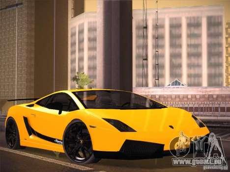 Orange ENB by NF v1 für GTA San Andreas