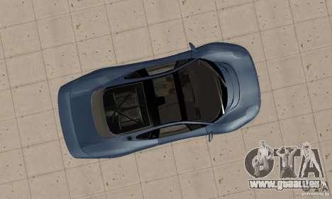 Jaguar XJ220 pour GTA San Andreas vue de droite