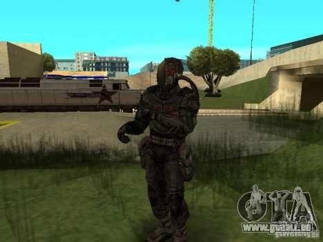 Mitglied hält es im Kostüm für GTA San Andreas dritten Screenshot