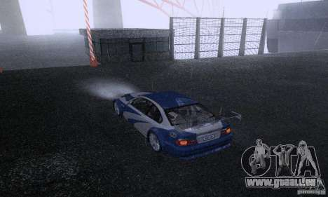 ENB Reflection Bump 2 Low Settings pour GTA San Andreas neuvième écran