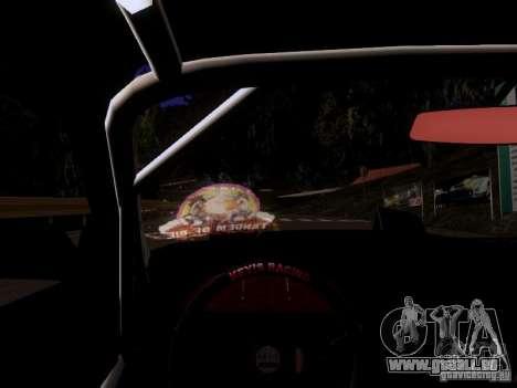 Nissan 240SX V2 pour GTA San Andreas vue arrière