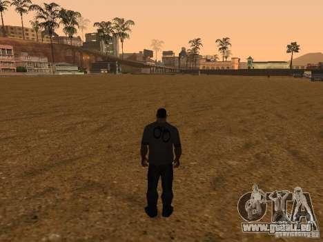 HD Santa Maria Beach für GTA San Andreas