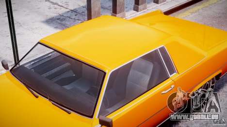 Manana Tuned für GTA 4