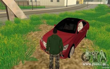 CLEO mod: CJ kann das Auto reparieren für GTA San Andreas zweiten Screenshot