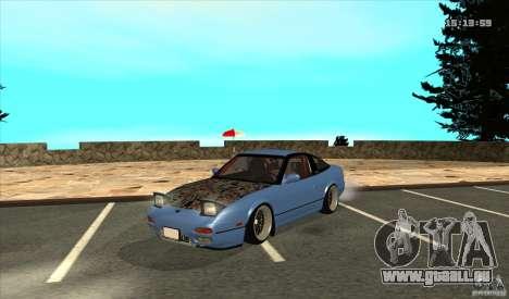 Nissan 240SX JDM für GTA San Andreas