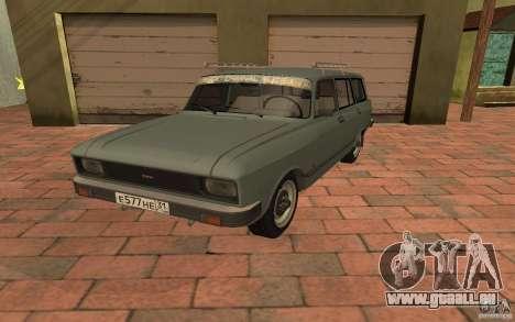 AZLK 2137SL pour GTA San Andreas