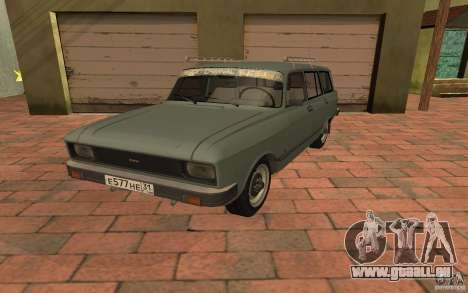 AZLK 2137SL für GTA San Andreas