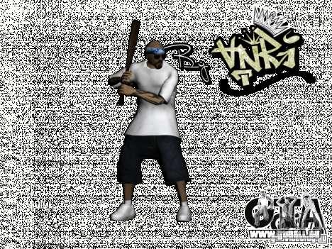 Gagns skinpack by AnRi für GTA San Andreas her Screenshot