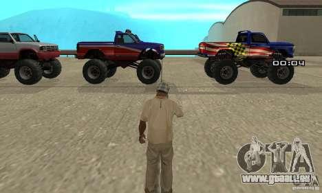 Die Atombombe für GTA San Andreas zweiten Screenshot