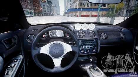 Mitsubishi Eclipse GTS Coupe für GTA 4 rechte Ansicht
