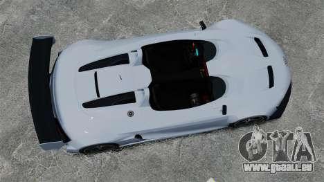Audi R8 Spider Body Kit Final pour GTA 4 est un droit